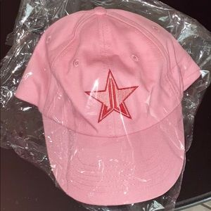 Jeffree Star Dad Hat Pink